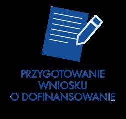 Przygotowanie wniosku o dofinansowanie