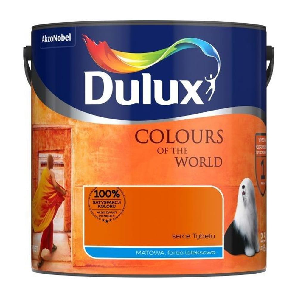 Farba Dulux Kolory Świata 2,5L