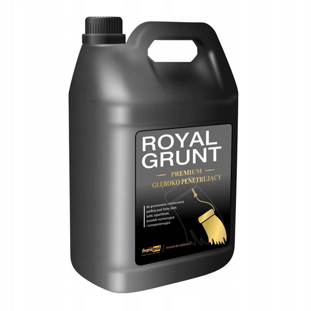 Royal Grunt Premium głęboko penetrujący 5L