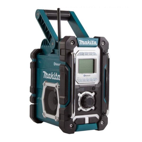 Akumulatorowy odbiornik radiowy MAKITA DMR108