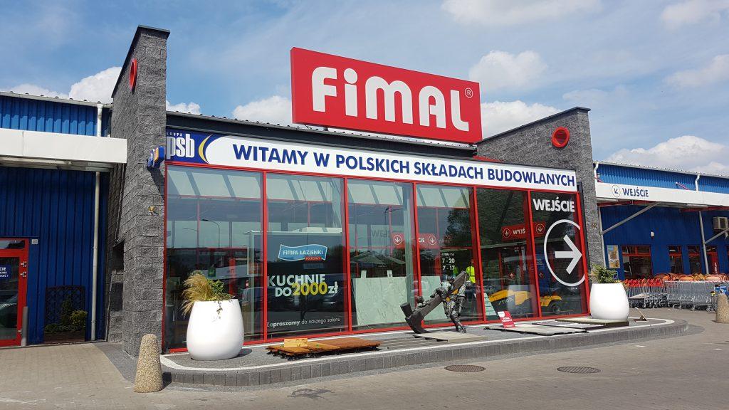 Fimal PSB - Wiatrołap