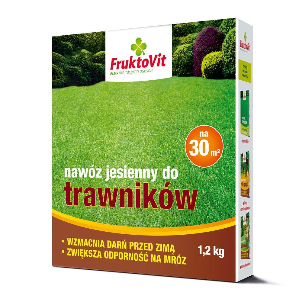 Nawóz jesienny do trawników FruktoVit PLUS