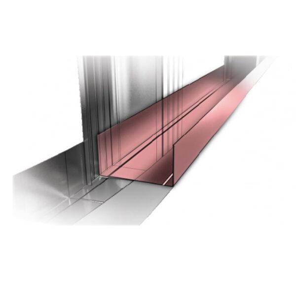 Profil ścienny UW75 4m