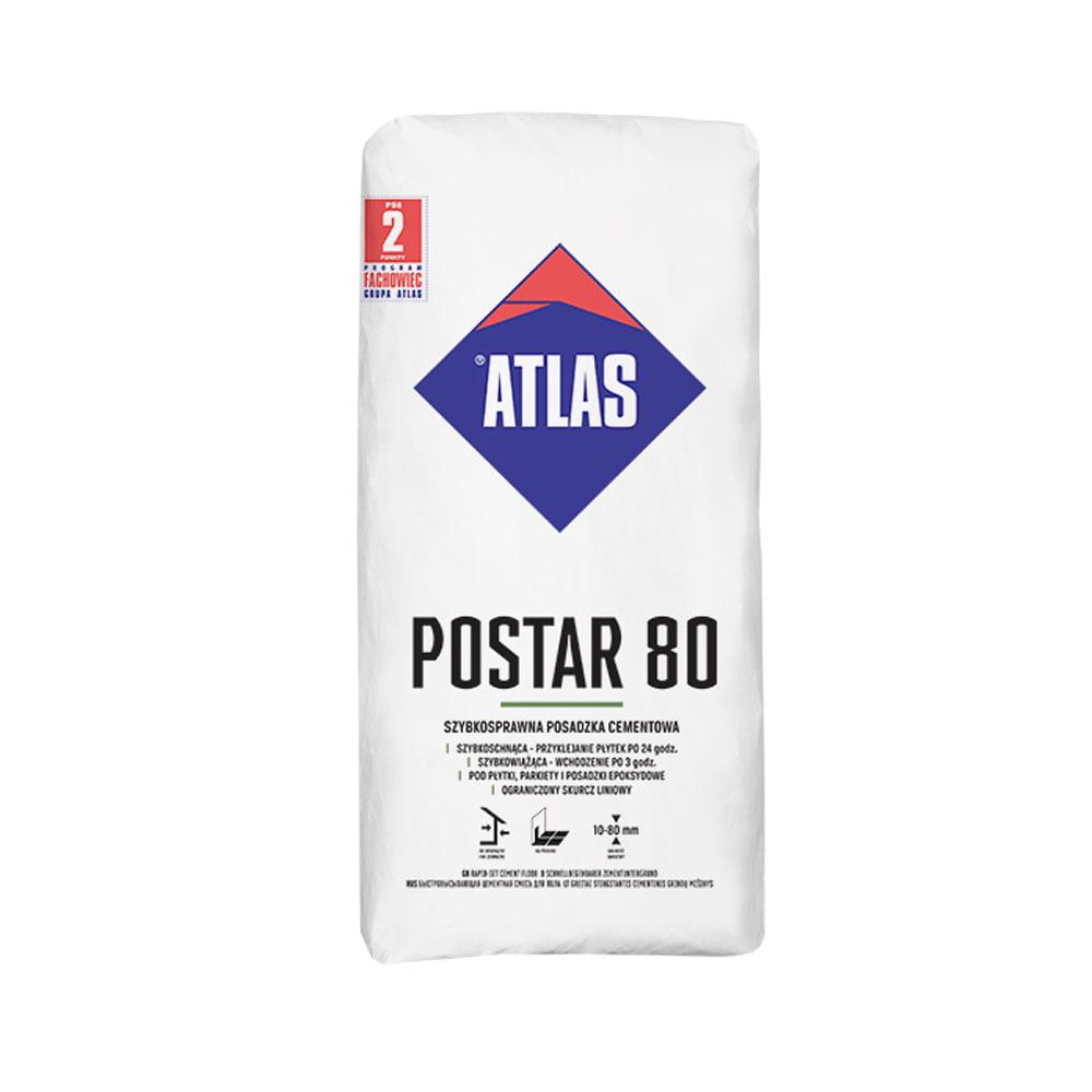 ATLAS POSTAR 80 25kg