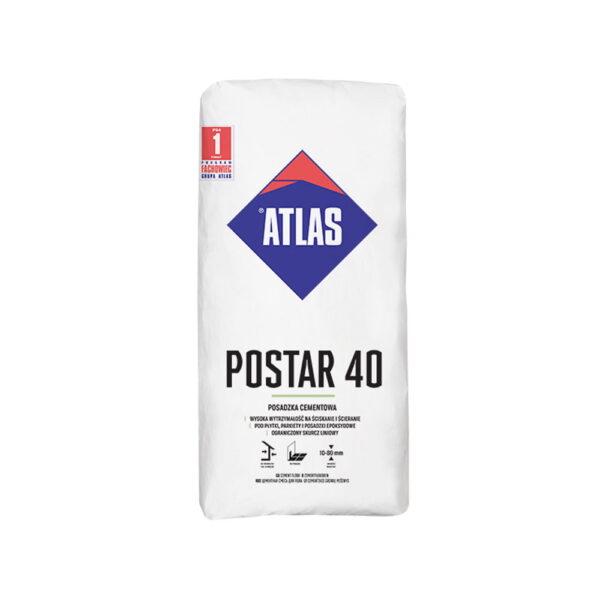 ATLAS POSTAR 40 25kg