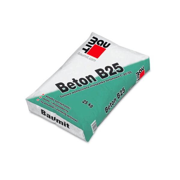 Beton B25 BAUMIT 25kg