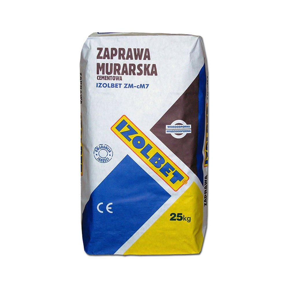Zaprawa murarska IZOLBET ZM-cM7 25kg