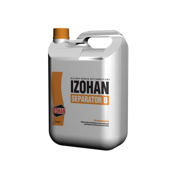 Olej do szalunków Izohan separator B 10L