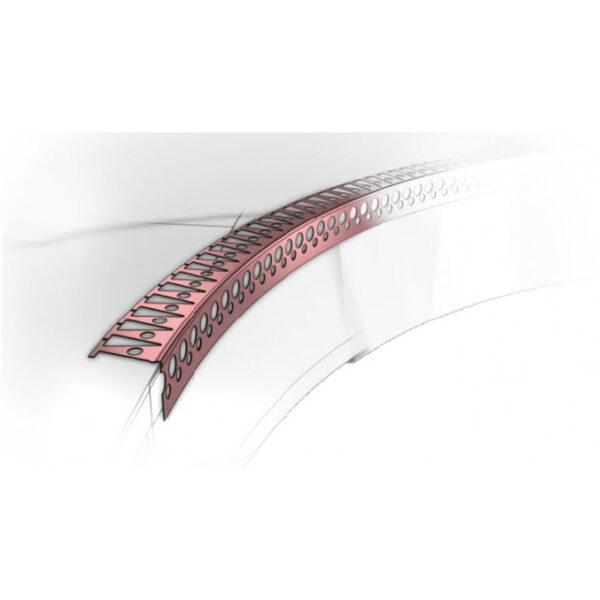 Narożnik aluminiowy do łuków Metpol