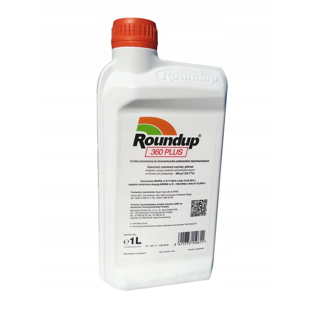 Roundup Plus 360 Monsanto1 L