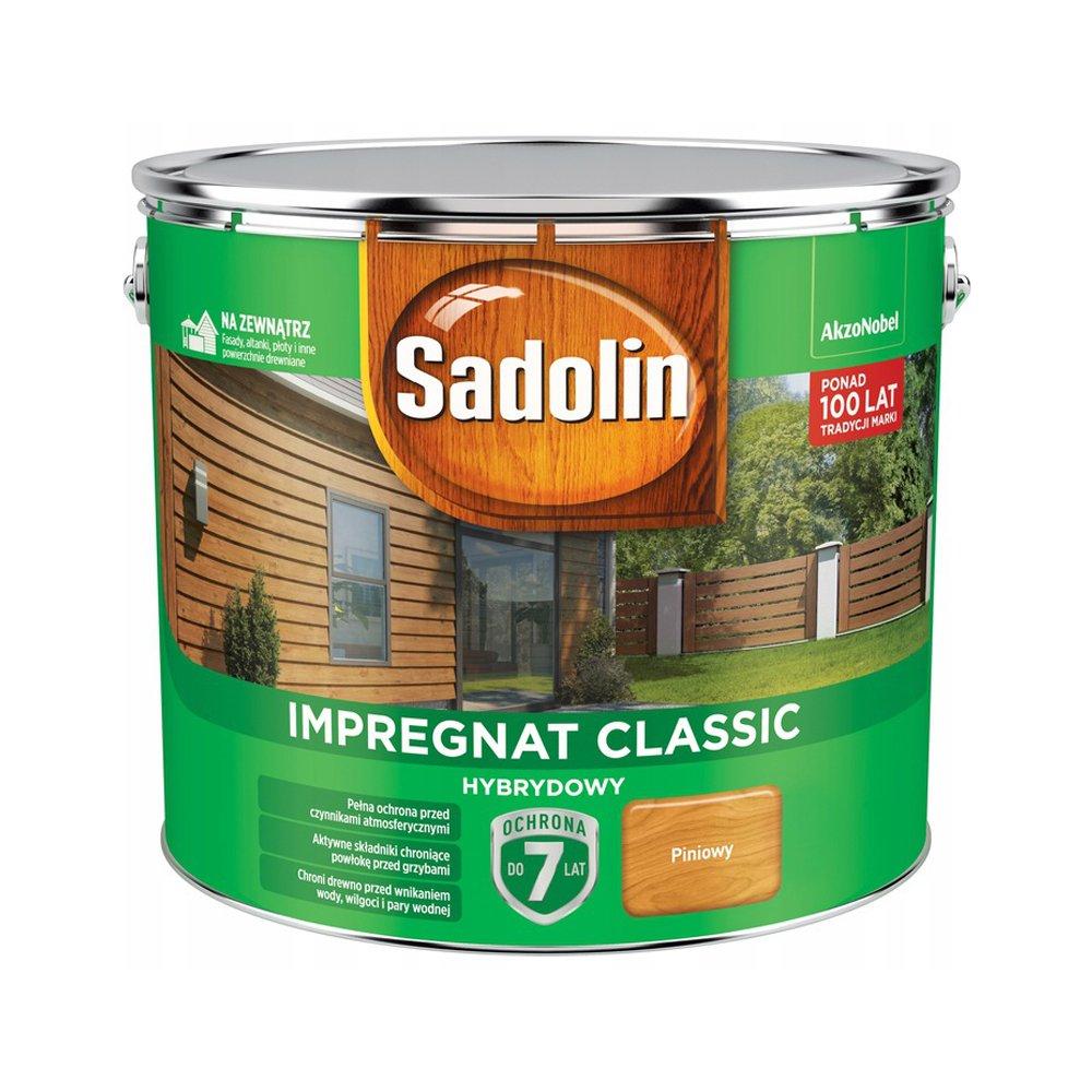 Impregnat do drewna Sadolin Classic 9l