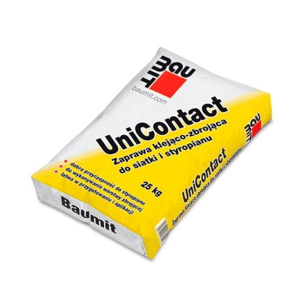 Zaprawa klejowa BAUMIT UniContact 25kg