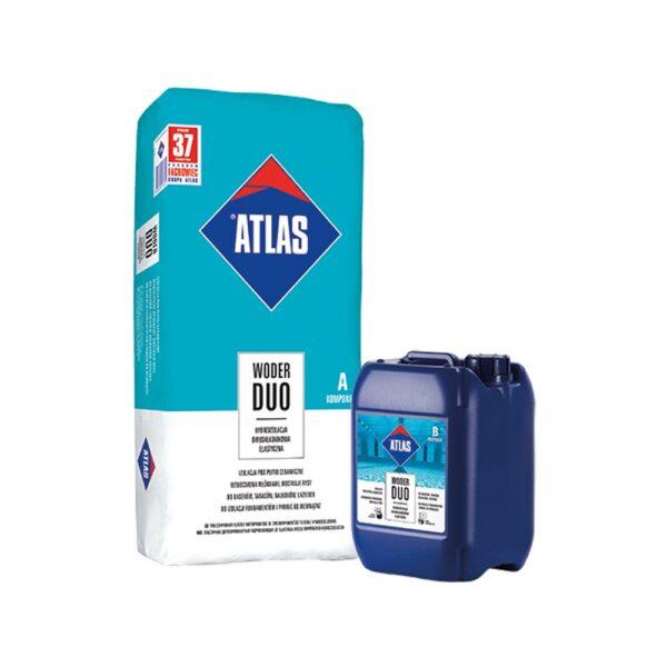 Woder Duo Atlas A+B 32kg