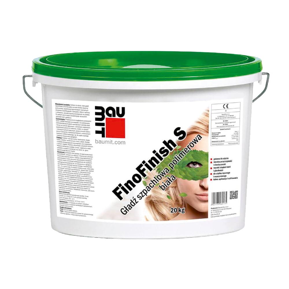 Gładź szpachlowa Baumit FinoFinish Superior
