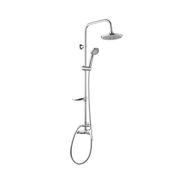 Zestaw prysznicowy z deszczownicą DEANTE NBJ 01RK