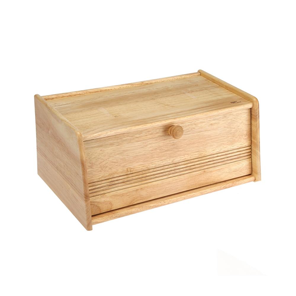 Chlebak z drewna kauczukowego Ravi