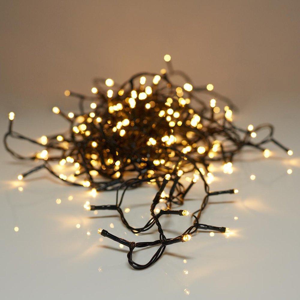 Lampki choinkowe LED 9m