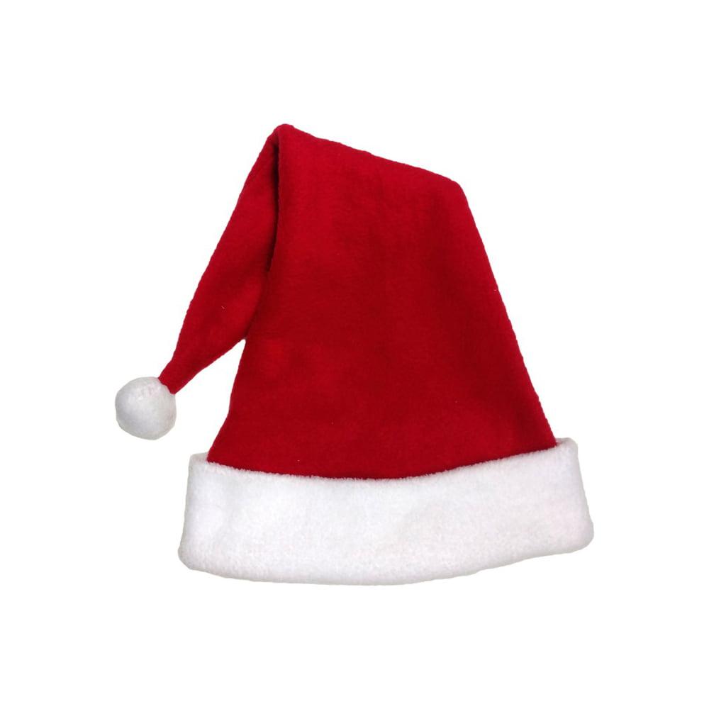 Świąteczna czapka mikołaja 40cm