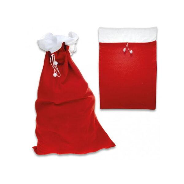 Świąteczny worek mikołaja 90x60cm