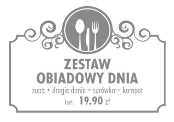 Restauracja Fimal Zestaw Dnia