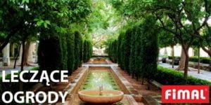 Leczące ogrody